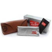 Capa Case Protetora Ray-ban + Flanela + Caixa + Certificado