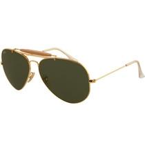 Óculos Ray Ban Caçador 3029 - Modelo Unissex Com Armação
