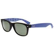 Óculos De Sol Ray Ban New Wayfarer Rb2132 6120 - Tam.: 55 Mm