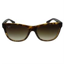 Óculos De Sol Ray Ban Feminino Gradiente Nylon Tortoise