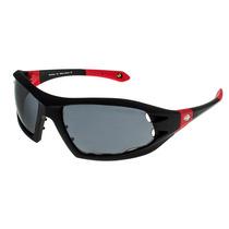 Óculos Floater Preto/vermelho Mormaii