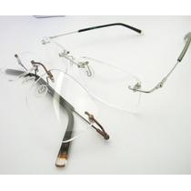 Armação Aço Cirurgico Balgriff Antialergica Levissima