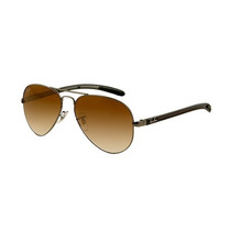 Ray Ban Rb8307 004/51 Brown Fibra Carbono Novo Original