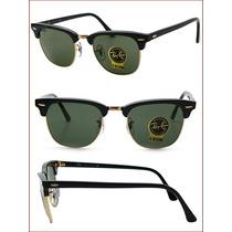 Oculos Rayban Clubmaster 3016 Frete Gratis - Promoção -