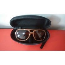 Óculos De Sol Triton Original Marrom