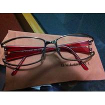 Armação / Óculos De Grau Bvlgari