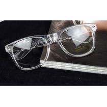Óculos Transparente Importado Pronta Entrega Já No Brasil