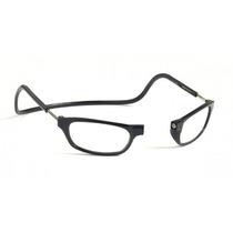 Óculos Clic De Imã Com Grau - Frete Grátis