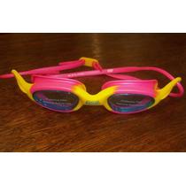 Óculos De Natação Crianças De 2 A 10 Anos Ajustável Estoque!