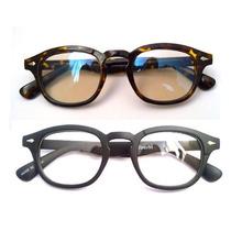 Armação Para Óculos De Grau Vintage Estilo Jonnhy Depp