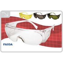 Óculos De Proteção E Segurança C/c.a Panda Ideal P/dentistas