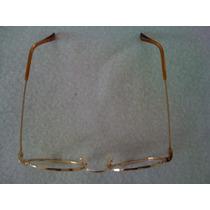 Armação De Óculos Infantil Marchon Havana Flexon Kids 84 125