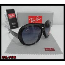 Ray Ban 4098 Jackie Ohh Preto.fume.ddê Frete Gratis !!!!