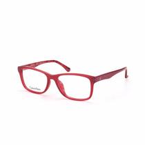 Óculos Grau Calvin Klein Ck 5837 Vermelh Promocao Saldao 12x