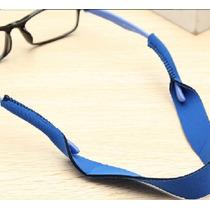 Cordão De Noprene Para Óculos Seguro É Só Encaixar Esporte