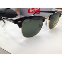 Oculos Solar Ray Ban Rb 3016 Club Master W0365 Pronta Entreg