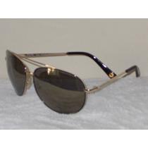 Óculos Michael Kors Kauai M2040s Cor 019 Aro Metal Dourado