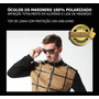 Óculos Masculino 100% Polarizado - Exército Americano - Top