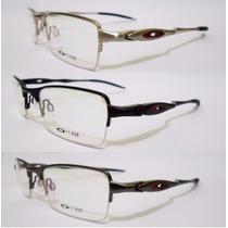 Armação Óculos De Grau Crosshair Varias Cores Frete Grátis