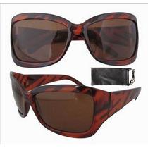 Óculos De Sol Armação Tartaruga Promoção 50% De Desconto