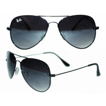Ray Ban Aviador Azul Degrade- Marrom Degrade- Verde- Preto