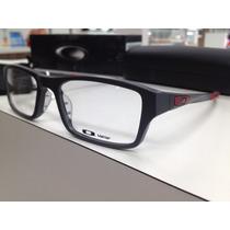 Oculos Receituario P/grau Oakley Chamfer Ox8039-0353 Lançame