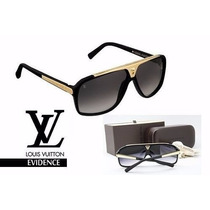 Óculos Louis Vuitton Evidence Original Sedex Grátis !!!