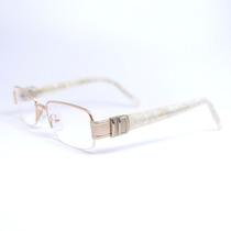 Armação Óculos Lente Grau Feminino Madrepérola Hr11-009 Mj