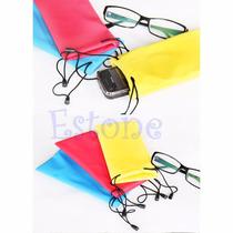 Sacos Case Para Óculos De Grau E Sol *promoção*
