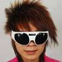 Óculos Massageador Relaxante Alivia A Fadiga
