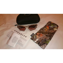Óculos Oakley King Camo Flak Jacket Xjl Jckt Woodland 24-153