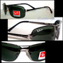 Óculos De Sol 3317 Grafite Lente Escura Polarizada