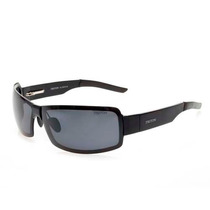 Óculos Triton Al075 - Aluminum Preto Fosco - Uva/uvb