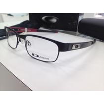 Oculos Receituario P/grau Oakley Carbon Plate Ox5079-0153