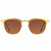 Óculos Chilli Beans Gold-ouro 24 K Estiloso Frete Grátis