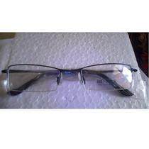 Armação De Óculos De Grau -infanto Juvenil - Italy Design C1