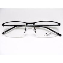 Oculos Oakley Ox Armação Masculina Para Grau + Brinde