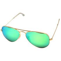 Óculos De Sol Rayban Aviador Rb3025 112/19 58-14 3n