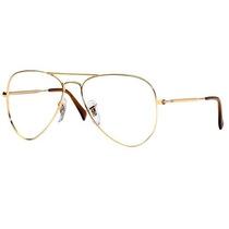 Armação Para Oculos De Grau Tipo Aviador - Diversas Cores