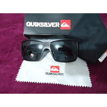 Óculos De Sol Quiksilver Enose Preto (importado)