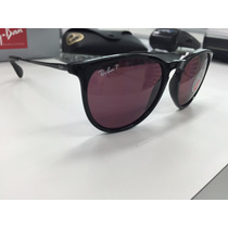 Oculos Solar Ray Ban Polarizado Rb 4171 Erika 601/5q Origina