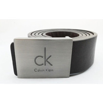 Cinto Calvin Klein Ck - Modelo 2014 - Pronta Entrega