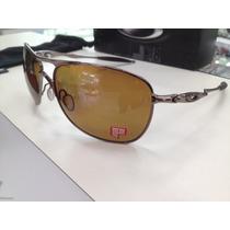 Oculos Oakley Crosshair Polarizado 004060-04 Original Pronta