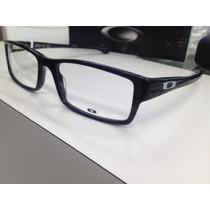 Oculos Oakley Receituario Servo Xl Ox1066-0157 Polished Bla