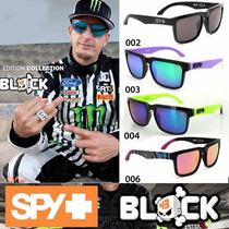 Óculos Spy + Helm Kenblock Alta Qualidade