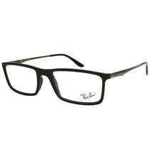 Armação Para Óculos De Grau Ray Ban Rb 7026l Masculino