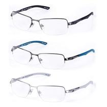 Armação Para Oculos De Grau Mormaii Titanio Mo 1532 Garantia