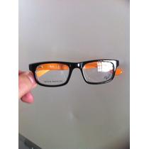 Armação Rayban Infantil Para Óculos De Grau