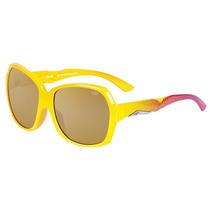 Oculos Mormaii Santa Amarelo - Marrom Semi Espelhad Original