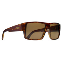 Oculos Solar Evoke The Code Turtle Matte Gold Brown Total